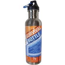 SOL Survival Water Bottle