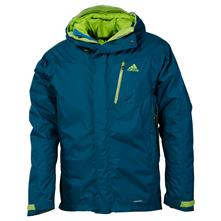 Adidas Hiking 3 in 1 CPS/Down Jacket for Men