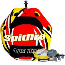 Aquaglide SPITFIRE PACKAGE 1-2 Person Towable