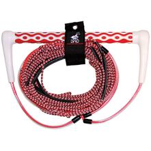AIRHEAD AHWR-6 Dyna Core Wakeboard Rope, Red