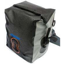 Aquapac Stormproof SLR Camera Pouch Cool Grey and Black with Orange lashtab( Aqua-022)