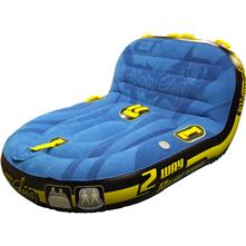 Body Glove 2 Way Reactionr 2 Person Sit-on Tube