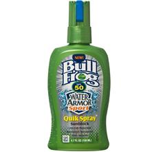 Bullfrog WaterArmor Sport Quik Spray SPF 50 4.7oz.