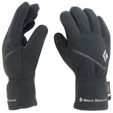 Black Diamond WindWeight Gloves for Men (pair) - Black