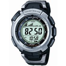 Casio PAW1300-1V Black Slim Atomic-Solar Pathfinder