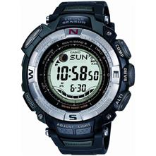 Casio PAW1500-1V Multi-Band 5 Atomic Solar Pathfinder Watch with Resin Band