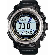 Casio PAW2000-1 Multi-Band 6 Atomic Solar Pathfinder Watch with Resin Band