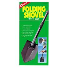 Coghlan's Folding Shovel with Saw image