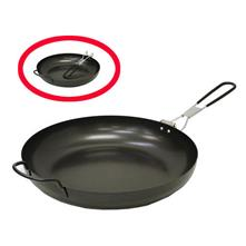 Coleman 12-inch Steel Frying Pan