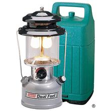Coleman Premium 2-mantle Adjustable Dual Fuel Lantern w/Case