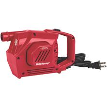 Coleman QuickPump AC 120V (for home outlet)