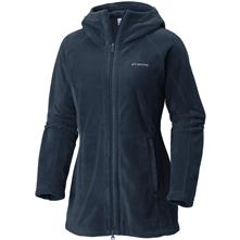 Deals on Columbia Benton Springs II Long Womens Hoodie