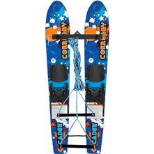 Connelly Cadet Kids Skis Combo