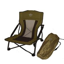 Crazy Creek Crazy Legs Quad Beach Chair - Olive Green