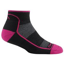 Darn Tough 1/4 Sock Cushion for Women - Run and Bike Series