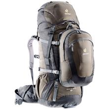 Deuter Quantum 55+10 SL Pack for Women - Coffee/Black