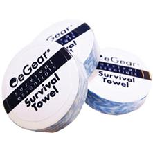 eGear Survival Towel 3-pk