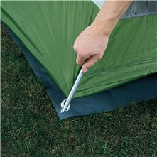 Eureka Tent Floor Saver Polyethylene Tarp - Multi-Room/X-Large Size