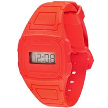 Shark by Freestyle Shark Slim Watch, Red Silicone