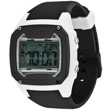 Shark by Freestyle Killer Shark Skeleton Watch, White with Black Silicone Strap