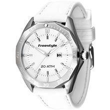 Freestyle 101801 Avalon Watch Stainless Steel White Strap