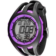 Freestyle Condition Watch Black/Violet