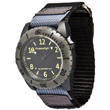 Freestyle FS84962 Rage 2.0 Watch, Black with Nylon Velcro Fast Strap