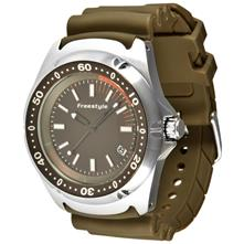 Freestyle Hammerhead FX Watch, Khaki