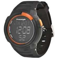 Freestyle FS85012 Mariner Watch, Black/Orange/Neg