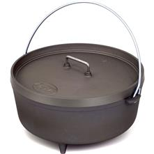 GSI Outdoors Hard Anodized Dutch Oven - 12 in.