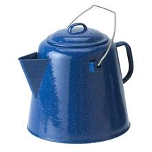 GSI Outdoors Enamelware Coffee Boiler - 20 Cup - Blue