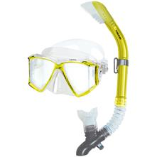 Head Barracuda Mask and Snorkel Combo