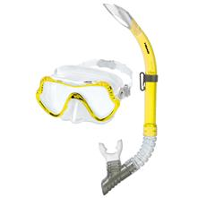 Head Grouper Mask and Snorkel Combo
