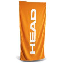 Head Cotton Sport Logo Towel, Orange
