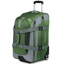 High Sierra 26 in. Expandable Wheeled Duffel with Backpack Straps