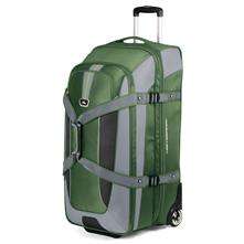 High Sierra AT6 32 in. Expandable Wheeled Duffel with Backpack Straps