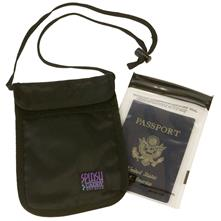 "Loksak Passport Neck Caddy 5""x7"" (12.7 x 17.8 cm)"