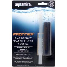 Mcnett Frotier Water Filter System