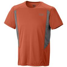 Mountain Hardwear Double Wicked Short Sleeve T for Men - 2013 Model