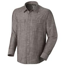 Mountain Hardwear Strickland Long Sleeve Shirt for Men