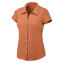 Mountain Hardwear Scenic Route Short Sleeve Shirt for Women