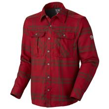 Mountain Hardwear Trekkin Flannel Long Sleeve Shirt for Men
