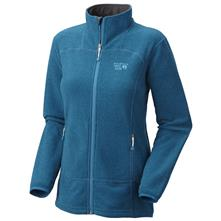 Mountain Hardwear Toasty Tweed Fleece Jacket for Women