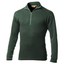 Minus33 Merino Wool Mid Weight 1/4 Length Zip for Men