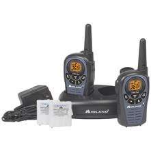 Midland LXT490VP3 36-Channel 26-Mile (41.84 km) 2-Way GMRS Radios