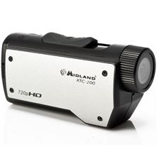 Midland XTC-200VP3 Sport 720p HD Wearable Action Camera, Includes 4 Different Types of Mounts