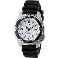 Momentum M1 Deep 6 Watch with Black Diver Polyurethane Band