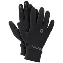 Marmot Power Stretch Glove for Men - Black