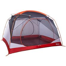 Marmot Limestone 6P Tent with Door Mat and Hanging Organizer
