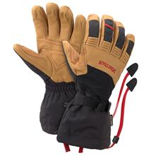 Marmot Ultimate Ski Glove - Black/Tan (pair)